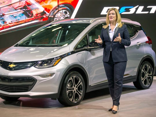 General Motors Executive Chief Engineer Electrified
