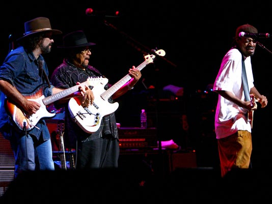 The Experience Hendrix Tour Presented By Gibson Guitar