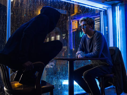 Lakeith Stanfield (left) and Nat Wolff star in 'Death