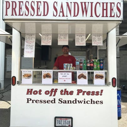 Hill's Concessions is focusing on sandwiches at the