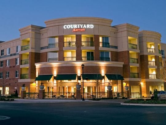 The Courtyard Franklin Cool Springs on Meridian Boulevard is among hotels in Chartwell Hospitality's portfolio.