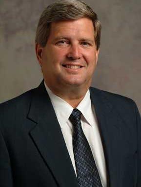 Kirkwood Community College President Mick Starcevich