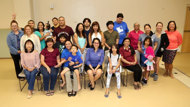 The Autism Community Together held a general membership meeting on July 29, at the Guam National Guard Readiness Center in Barrigada.