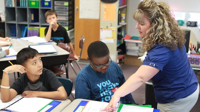 State test scores indicate fewer than one in three high school students in the Jefferson County Public Schools, Kentucky's largest school district, can perform math at a proficient level.