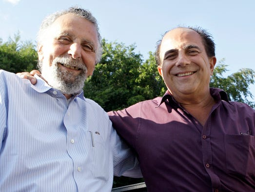 Farewell: Car Talk's Tom Magliozzi left laughing Npr Hosts What They Look Like