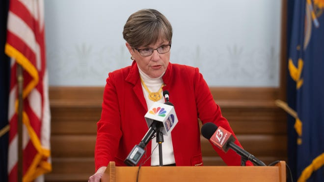 Kansas Gov. Laura Kelly announced Tuesday that Kansas' application for the Lost Wages Assistance Program was approved by the federal government.