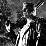 """Mickey Rourke is Marv, an avenging-angel thug, in """"Sin City: A Dame to Kill For."""""""