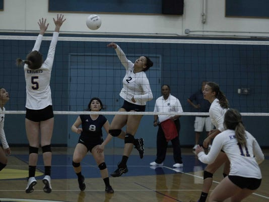 CCS Volleyball: Santa Catalina vs. Ripon Christian