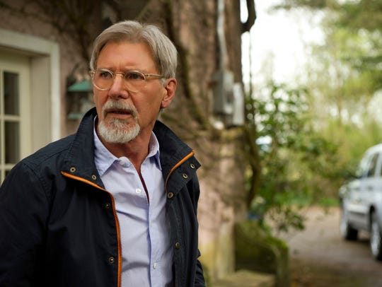 Harrison Ford in a scene from 'Age of Adaline.'