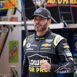 Jimmie Johnson, Chase Elliott, Clint Bowyer to make fan hospitality appearances at WGI
