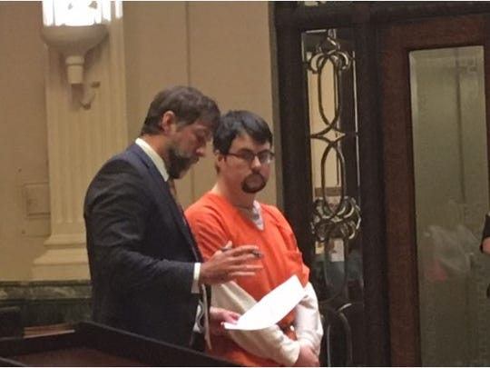 Kyle Bowen, 30, of Galion, was sentenced to 20 years