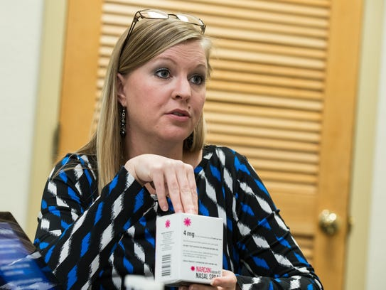 Chrissy Bowie, Assistant Program Coordinator with the