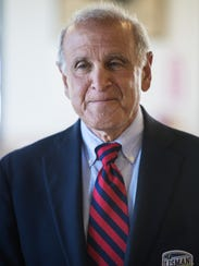 Republican gubernatorial candidate Bruce Lisman visits
