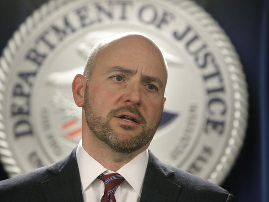 U.S. Attorney for District of Massachusetts Andrew