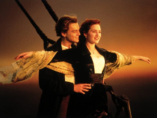 'Titanic' is among the 25 movies being added to the