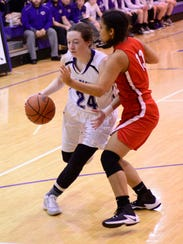 Fremont Ross freshman Brooklyn Baptista has been a key addition to the program.
