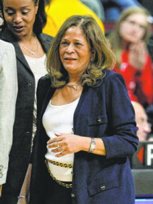 Rutgers women's basketball coach C. Vivian Stringer recently signed an incentive-laden four-year contract extension, but she says her drive to succeed comes from within. (Jim O'Connor-USA TODAY Sports)