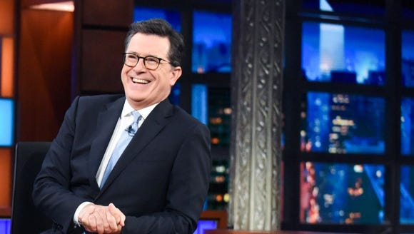 Will Stephen Colbert still be smiling after his weekend
