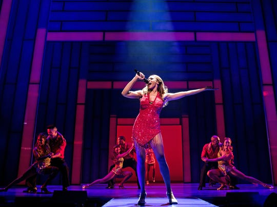 "Deborah Cox stars in ""The Bodyguard the Musical,"" opening Tuesday at the Fox Cities Performing Arts Center in downtown Appleton."
