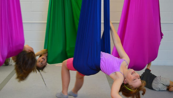 Circus Culture offers classes in circus arts.