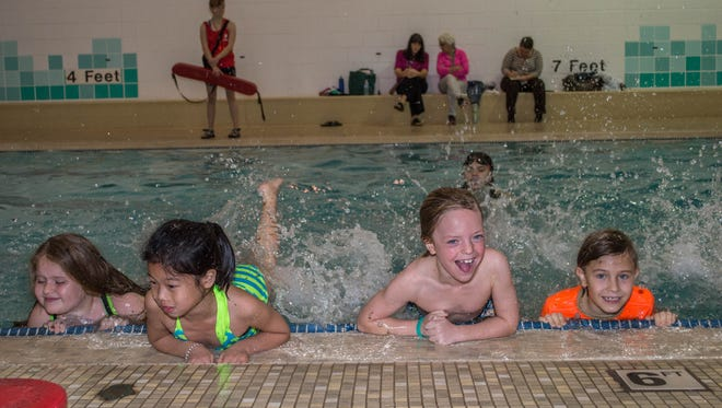 This summer the YMCA of Western North Carolina is offering Safety Around Water, a new program designed to engage and educate parents about the importance of water safety skills and give more of America's youth access to water safety lessons.