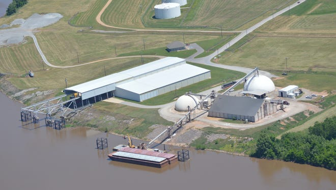 The Central Louisiana Regional Port received a $1.4 million grant.