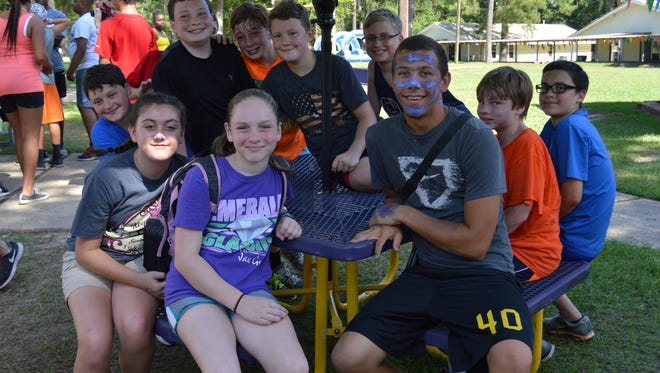 """The best part about Camp Victory is that kids can come here and engage with others who understand the struggles of living with diabetes. It shows them they are not alone, but it also teaches them that they are just like any other kid their age."" (quote from Dr. Gary Field, medical director at Camp Victory)"