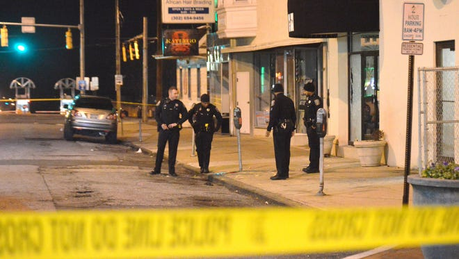Wilmington police investigate the shooting death of a 21-year-old this month.