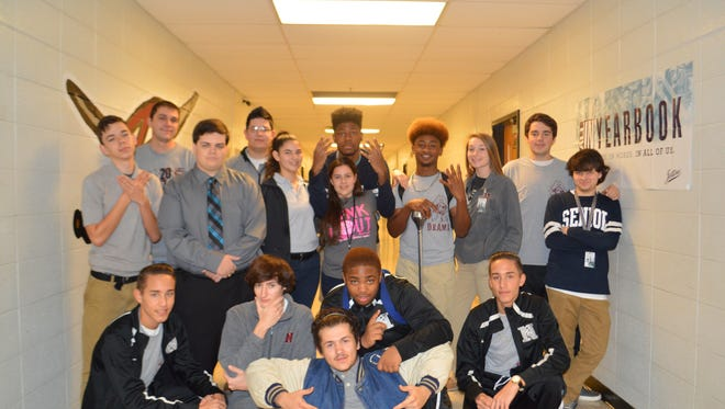 Northwest High students recently competed in a competition hosted by ULM.