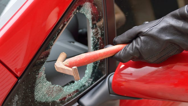 """Police in Bordentown Township, Voorhees and Mercer County suspect recent car burglaries and check fraud crimes were committed by members or copycatsof a roaming organization known to law enforcement as the """"FelonyLane Gang."""""""
