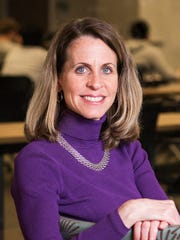 Kristina Ropella is the first female Opus dean of engineering at Marquette University.