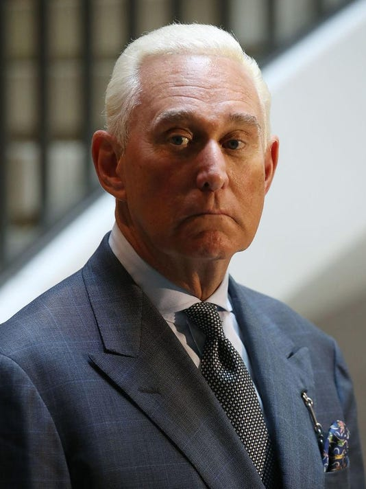 Trump Confidant Roger Stone Testifies Before House Intelligence Committee