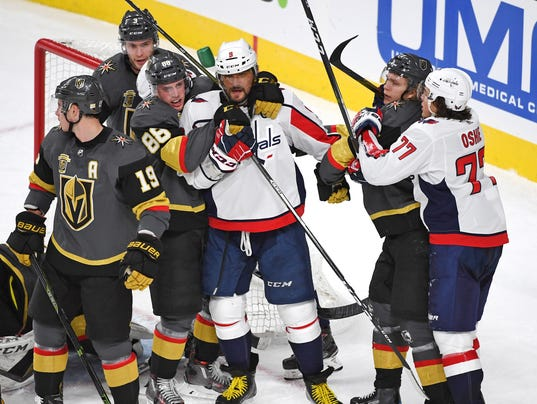 Stanley Cup: Capitals, Golden Knights Are Unexpected Rivals With Roots