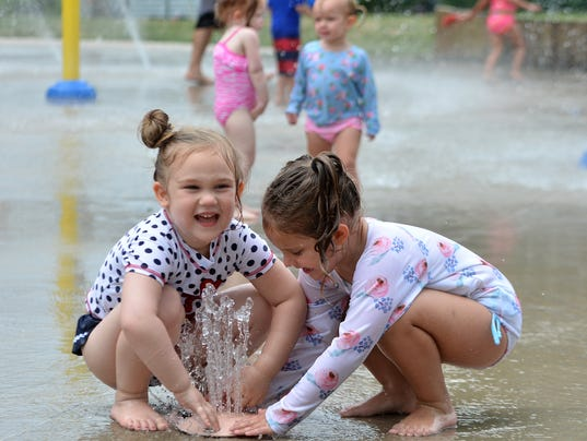 Red Lion Splash Pad center of controversy