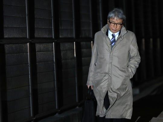 Motonari Otsuru