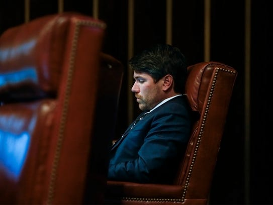 Philip Spinosa Jr. resigned from the Memphis City Council to take a job with the Greater Memphis Chamber.