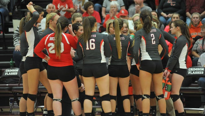 Buckeye Central faces Carey in the regional championship on Saturday, the team's third meeting this season.