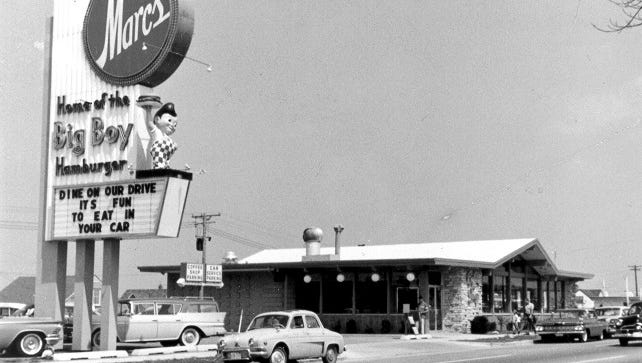 The last remaining Wisconsin Marc's Big Boy restaurant closed its doors in 1995, but the famous burgers will soon be available again during a Big Boy Reunion event on Wednesday, Aug. 9 at Ovation Sarah Chudnow, a Jewish faith-based senior living and care provider.