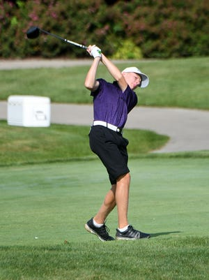 Trevor Dials led the way for runner-up Lexington with a 78 in the Colt Classic at Deer Ridge.