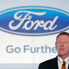 Alan Mulally served as Ford CEO from 2006 until June. He is now on the board at Google.