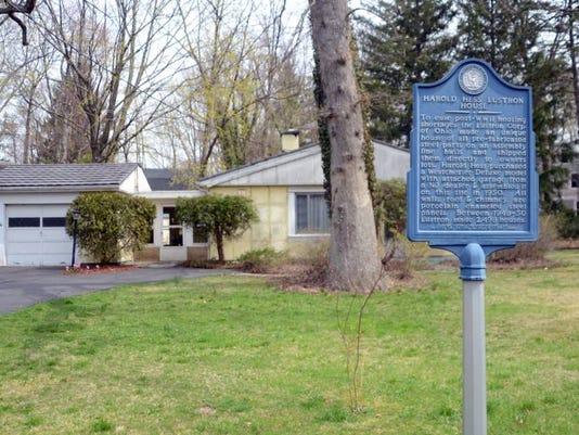 Harold Hess Lustron House