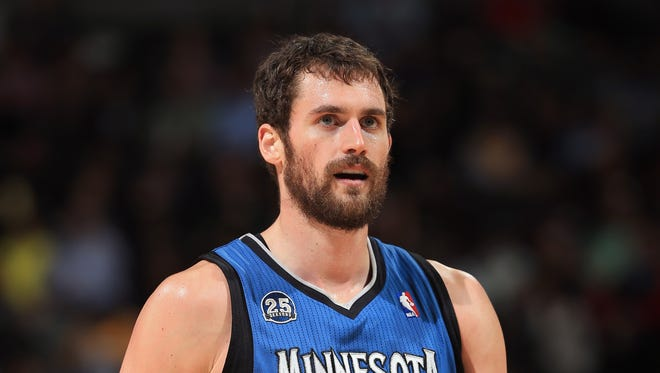 According to reports, the Minnesota Timberwolves have agreed to trade Kevin Love to the Cleveland Cavaliers in exchange for first overall pick Andrew Wiggins, Anthony Bennett and a 2015 first-round pick.