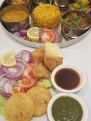 Vegan paradise at Sharma's Kitchen