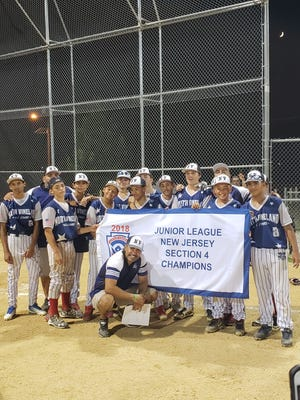 South Vineland Junior League All-Stars