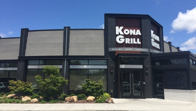 Kona Grill is part of the CoolSprings Galleria's lifestyle expansion and is easily accessible from outside the mall.