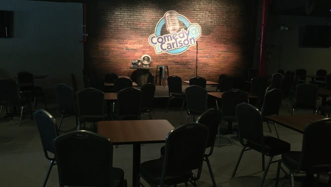 Comedy @ The Carlson anticipates top-shelf entertainment at the new club.
