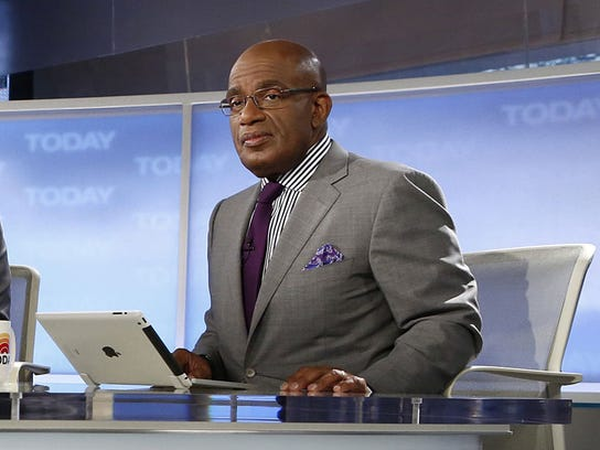 Al Roker broke the record for the longest continuous