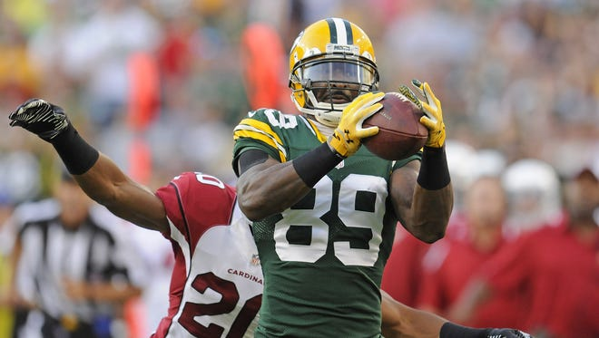 Veteran receiver James Jones has re-signed with the Green Bay Packers.