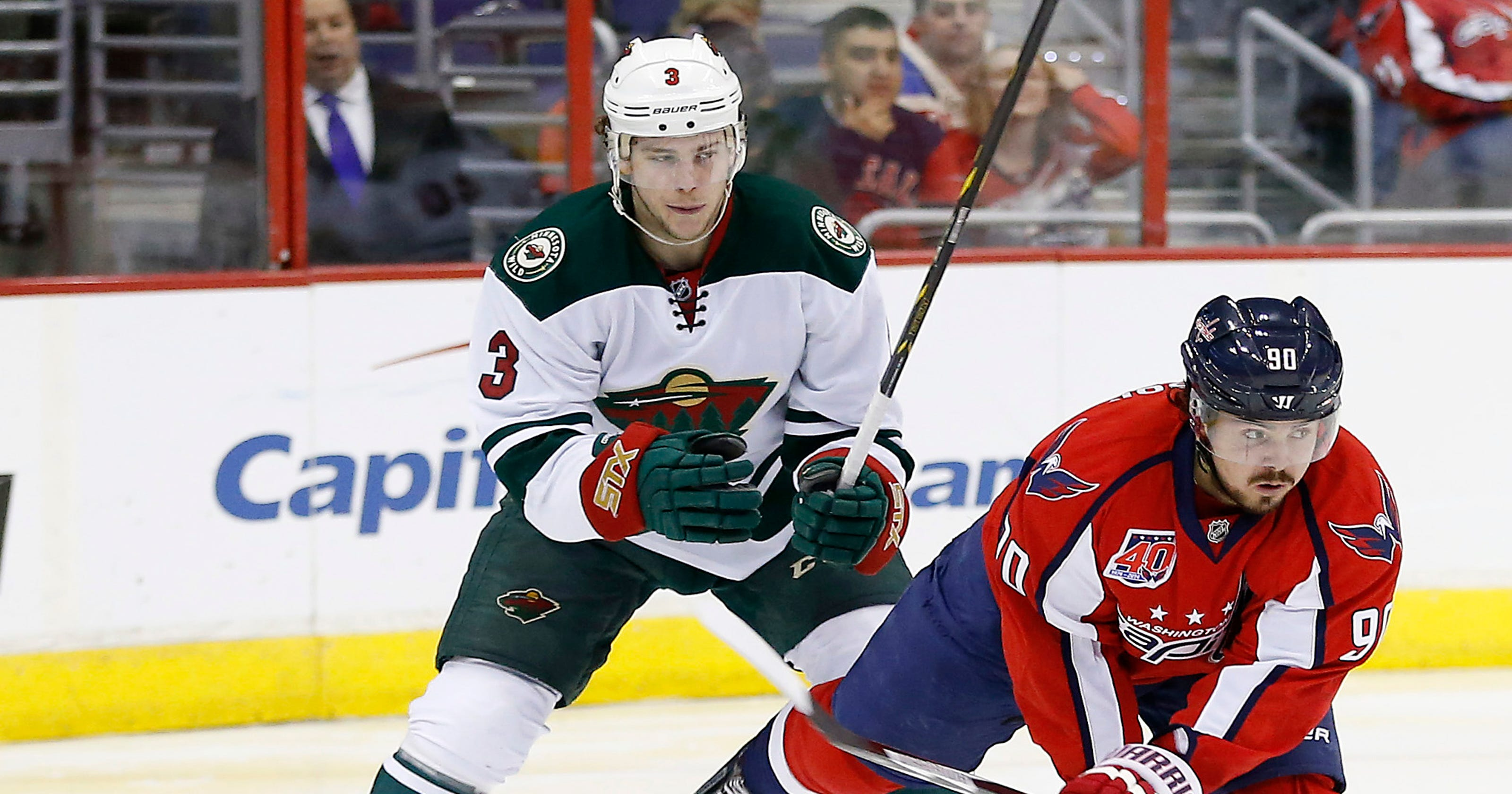 9200353bacb Pominville lifts Wild over Capitals 2-1