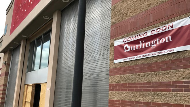 Burlington announced on Friday a new 45,000-square-foot location is slated to open in the Clifton Commons plaza this fall.